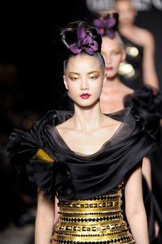 Georges Chakra Haute Couture FW11 Paris , Jay Shin