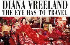 """During Diana Vreeland's fifty year reign as the """"Empress of Fashion,"""" she launched Twiggy, advised Jackie Onassis, and established countless trends that have withstood the test of time. Directed by Lisa Immordino Vreeland Diana Vreeland, Fashion Documentaries, Documentary Film, Fashion Editor, Fashion News, Fashion Beauty, Only Fashion, Love At First Sight, Style Icons"""