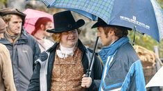 Go on set with the cast of Poldark to see some of their most relaxed and entertaining moments. Poldark Series 4, Poldark Cast, Season 4, On Set, Behind The Scenes, It Cast, Entertaining, In This Moment
