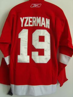 a268390ce NHL Detroit Red Wings Jersey (22)