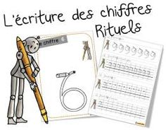 Écriture CP CE1   Bout de Gomme French Class, Montessori, Projects To Try, Notebook, Bullet Journal, School, Moment, Maths, Logo