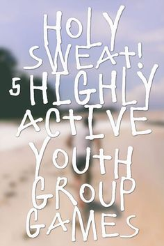 High activity youth group games are great to build stamina and endurance, as well promote a healthy active lifestyle. These games are sure to get your heart beat up and use up a lot of excess energy. With so many fun games to play, you'll forget that it's so healthy for you! Here is a [...]