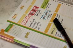 I have ordered some stamps...can't wait to use them on my #erincondren life planner!!    erin condren washi by ashleyTIA, via Flickr