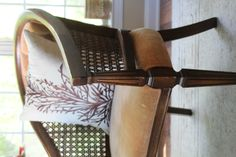 This is the exact chair I want for my living room!! Must find two of them.....