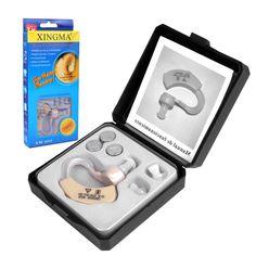보청기 XINGMA XM-907 작은 노인 보청기 최고의 사운드 음성 증폭기 보이지 않는 미니 편리한 귀 뒤에