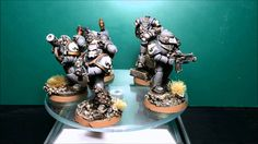 Carcharodons Astra Tactical Squad.