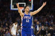 The Sixers crush the Magic by a score of 130-111. Without Ben Simmons TJ McConell started and had a tremendous game. The third year player out of Arizona put up 15 points 13 assists and 7 rebounds. JJ Redick caught fire tonight as well with 8 three pointers to match a season high. The Sixers next play on Monday against Lebron and the Cavs. . . . #Phillies #Flyers #Pirates #L4L #Phillysports #Penguins #Wentz #Eagles #Steelers #sixers #76ers #Embiid #trusttheprocess