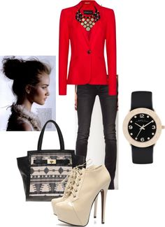 """""""city chic"""" by rissygirl on Polyvore"""