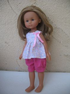 Corolle Les Cheries Doll Top and Pants