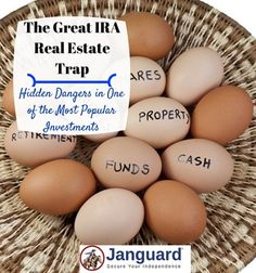 Watch out for the biggest IRA real estate trap! Hidden dangers in one of the most popular retirement investments could cost you your dreams.