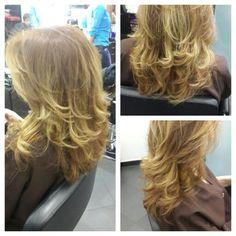 #hair #cabello #sunkissed #besosDeSol #color #hairdresser #hairstylist #estilista #peluquero #Panama #pty #axel #axel04 #picoftheday