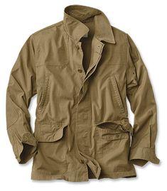 Summerweight Field Coat