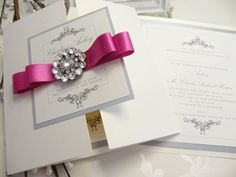 beautiful luxury wedding invitions