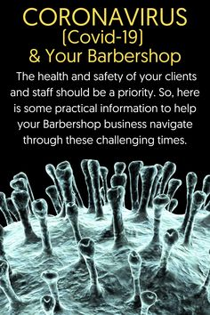 The health and safety of your clients and staff should be a priority. So, here is some practical information to help your Barbershop business navigate through these challenging times. #coronavirus #barbershop #barbers #barbershopcommunity