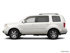 2012 Honda Pilot Touring - if I had kids this would be the perfect vehicle! Maybe someday...