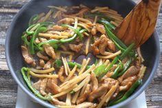 チンジャオロース(青椒肉絲)の本格レシピ!人気シェフの味付けと作り方。   やまでら くみこ のレシピ