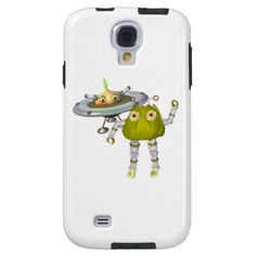 ArtichokeBot OnionBot FudeBots Samsung Galaxy S4 Covers
