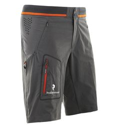 Shorts pour hommes Black Light Softshell