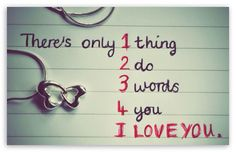 4 things to say