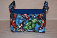 Avengers 2 Superhero Baby Gift Basket or Gift Basket Set by DesignsByJenn48 on Etsy