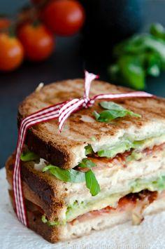 Gluten Free Panini by jenncuisine, via Flickr
