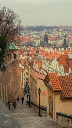 100+ Beautiful Prague Pictures | Download Free Images on Unsplash Prague City, Cities In Europe, Photo Location, Free Images, Paris Skyline, Cool Photos, Places To Go, Concrete, Buildings
