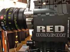 Now Renting, the RED EPIC DRAGON with 6K sensor capturing over 9x more pixels than HD. Also available to rent, the RED ROCKET-X and Leica Summicron-Cs (75mm shown with the DRAGON). Contact Rentals for more info: answers@rule.com or 800-rule-com. http://www.rule.com/know-how/news-events-community/