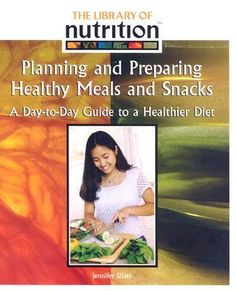 Instructs the reader how to plan and prepare healthy meals and snacks that provide energy and nutrients, also includes the food pyramid and food safety.