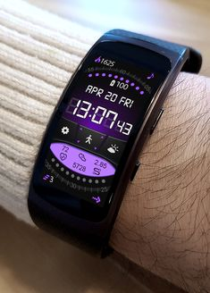 31 Best Gear Fit Clocks, Gear Fit 2 Watch Faces and
