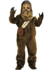 Star Wars Chewbacca Costume for Adults-Party City #partycity #halloween