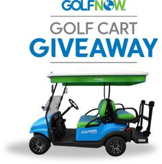 Need a ride? I just entered to win the #GolfNowCaddielac and you can too! Ends 2/7/16
