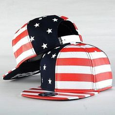 USA Hat American Flag Snapback QUALITY Adjustable United States 2014 FIFA World Cup Cap