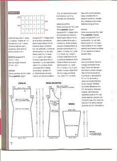 Graficos y Crochet: octubre 2010