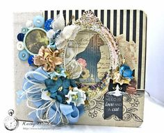 All You Need is Love and a Cat Mini Album by Kathy Clement of Kathy by Design, Photo 1-Authentique Devoted Collection