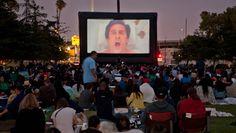 Street Food Cinema: Food Trucks, Tunes and Film in L.A. Parks