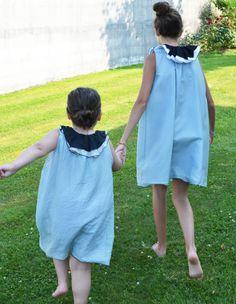 Lise & Sarah-Luna Bbk, summer 2013