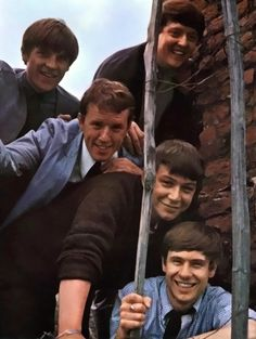 "The Animals. 1964 Eric Burdon one of the few English vocalist who could do ""Da Blooz""!!"