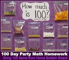 •○Recursos Educativos○•: ¿Cuánto es 100?