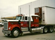 1978 Kenworth Conventional W900-A