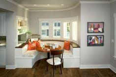 Des idées pour installer une banquette élégante chez soi