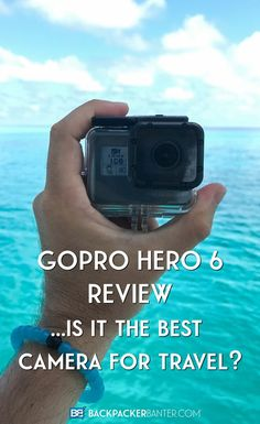 Thinking about buying the GoPro Hero 6? I've put the latest GoPro through its paces on the road to see if it's really the best camera for your next adventure...and worth the £499 price tag! #GoPro #GoProReview #GoPro6 #TravelCamera #ActionCamera