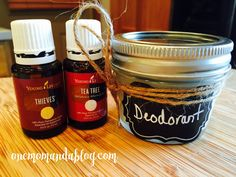 DIY Clinical Strength Coconut Oil Deodorant. Works 10x better than store-bought deodorant!