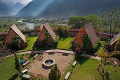 La Confianza Hotel - Lunahuana, Peru