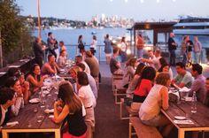 Seattle Magazine | Restaurants | The Best Patio Dining in Seattle