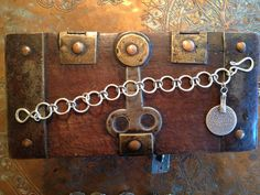 Bracelets - Victoria Z Rivers Jewelry withAntique Moroccan Silver Amulets++Coral+Coins+Trade Beads+ Tribal Diamonds