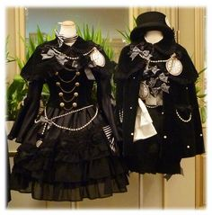 Gothic lolita - Alice & the Pirates  I have Nella a pullip doll with the same dress. she is gorgeous!