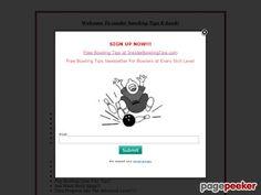 Insider Bowling Tips E-book