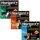 It is far easier to prevent heartworm disease than to treat it!!  We recommend prevention year-round to ensure full protection and also for the deworming benefits.