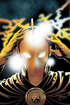 DOCTOR FATE #1 - Paul Gulacy