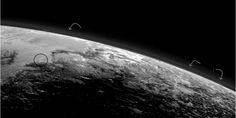 La sonde New Horizon envie de précieuses informations sur l'atmosphère de Pluton